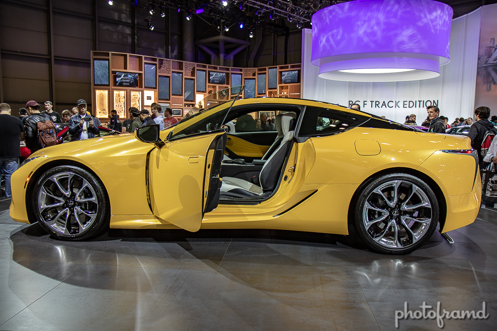Nyc Auto Show 2020.Photos New York International Auto Show Nyias 2019