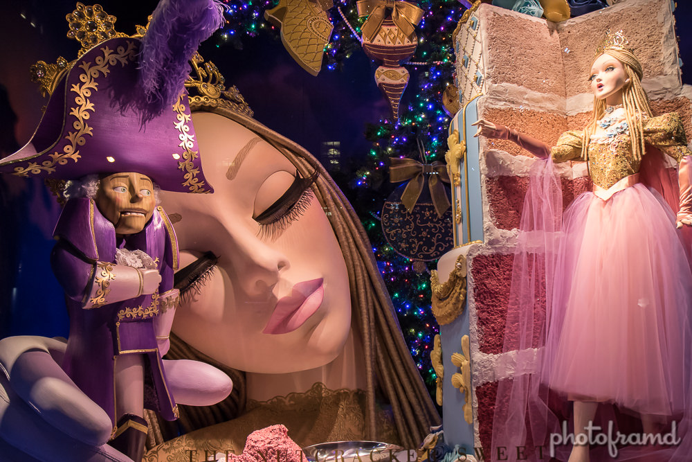 Saks Fifth Avenue 2016 - The Nutcracker Sweet