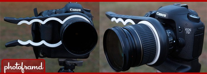Canon 7D Tips: DIY Follow Focus Ring for Video/Stills ...