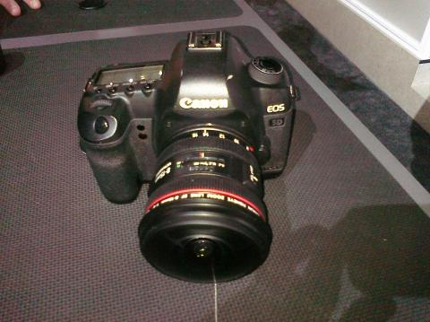 New 8-15mm Fisheye