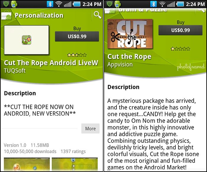 Cut The Rope 2.2 На Андроид