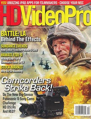 HDVideoPro Magazine - Aprill 2011