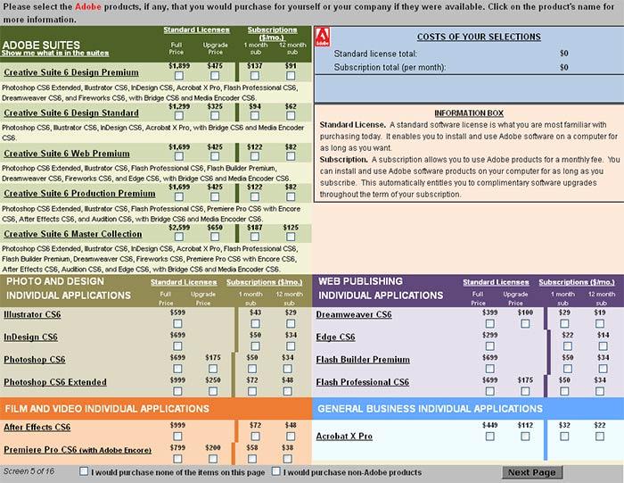 Adobe Flash Professional CS5 (free version) download for PC