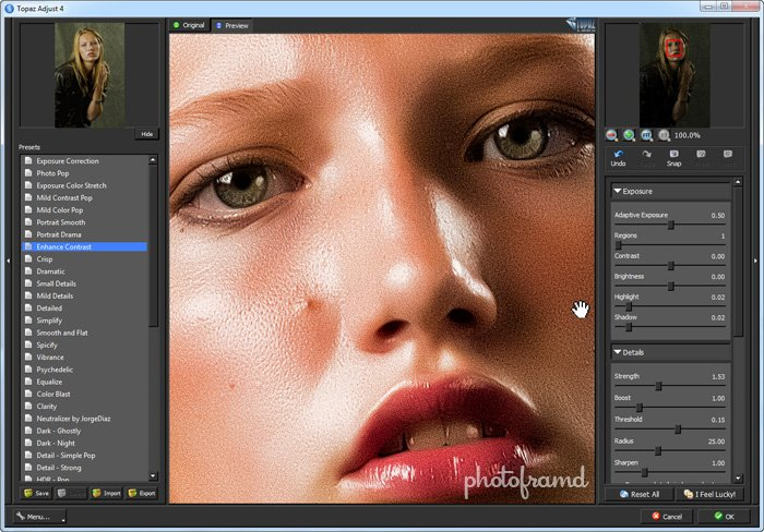 Photoshop CS5 – Quick and Easy Portrait Retouching with