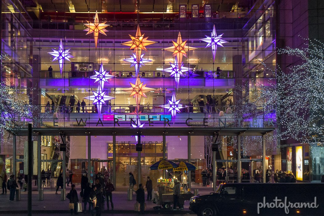 Image result for photos of lincoln center AT CHRISTMAS