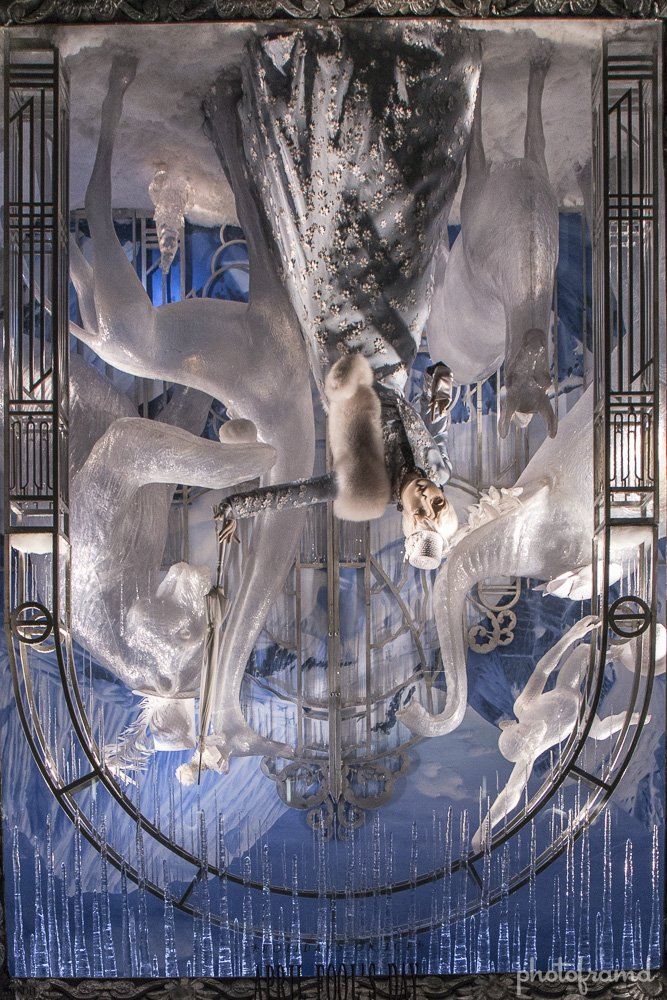 Bergdorf Goodman Worst Nyc Christmas Window Display 2013
