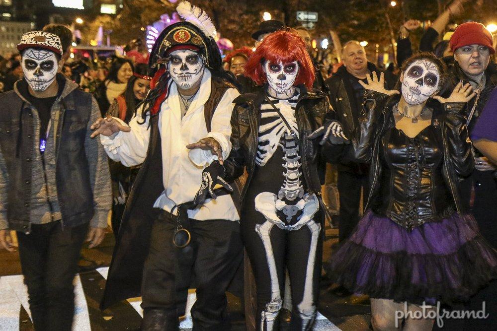 Photos – 41th Annual New York City Village Halloween Parade 2014 ...