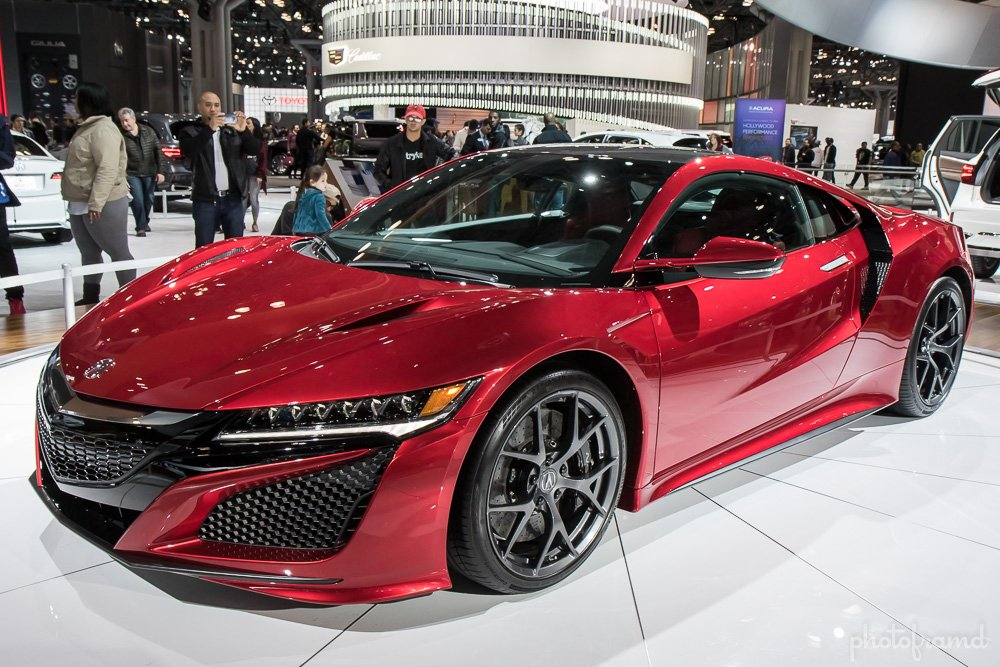Concept Cars At New York International Auto Show