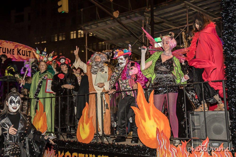 Photos – 44th Annual New York City Village Halloween Parade 2017 ...