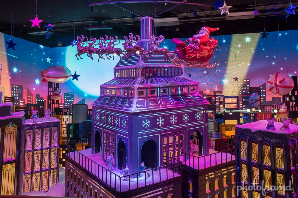 macys herald square easily had the best holiday windows for 2017 macys is also the only major retailer to still with a real christmas theme - Is Macys Open On Christmas