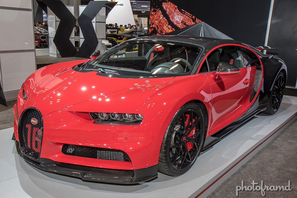 Photos New York International Auto Show NYIAS Photoframdcom - Car show nyc 2018