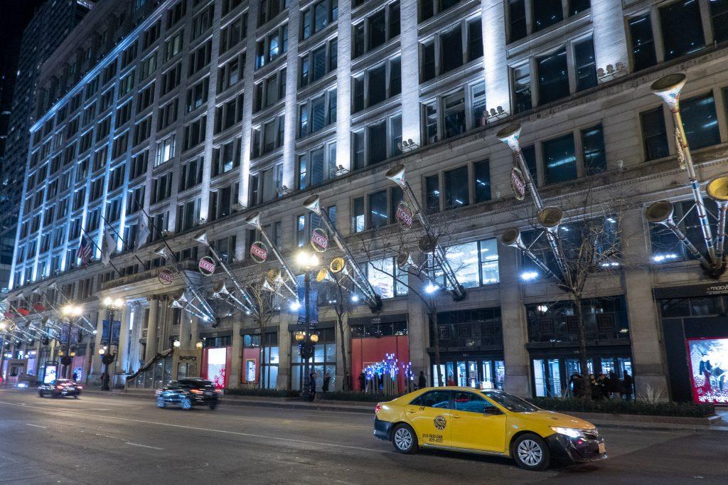 Macys Christmas Windows 2019 Chicago Macy's Recylces Its Christmas Windows – photoframd.com